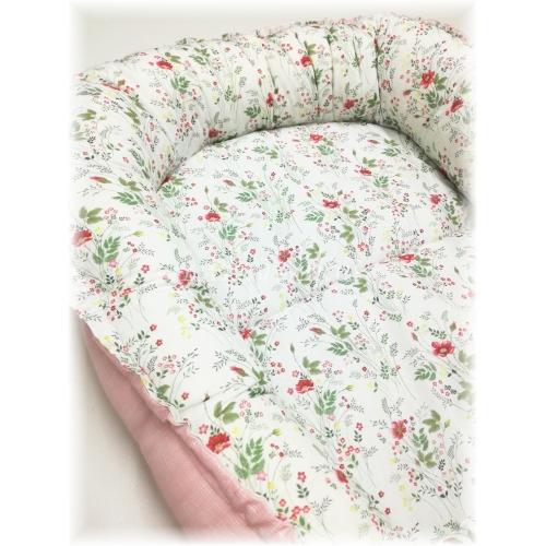 Hnízdečko pro miminko - divoká růže