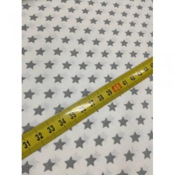 č.3908 hvězdy šedé na bílé
