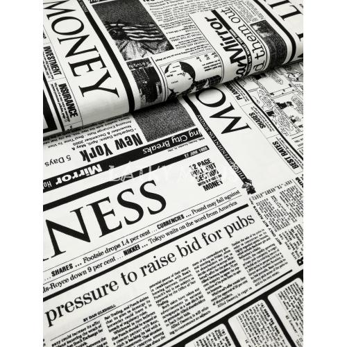 č.1811 noviny černobílé