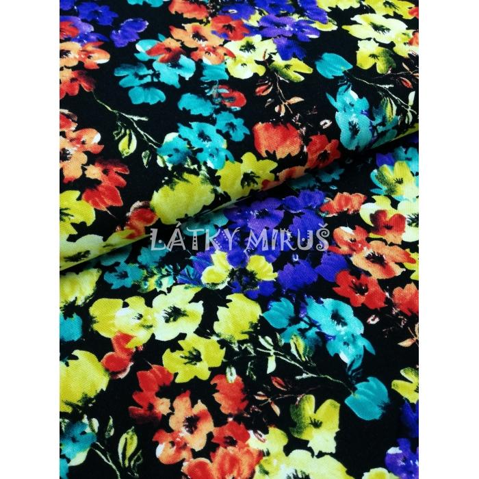 č.4006 VISKÓZA -květy
