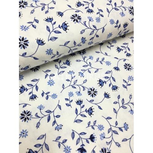 č.984 modré květy - venkov
