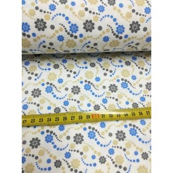č.765 květy modré