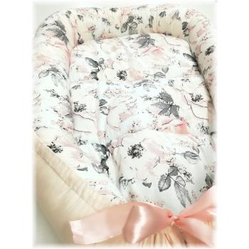 Hnízdečko pro miminko - V růži