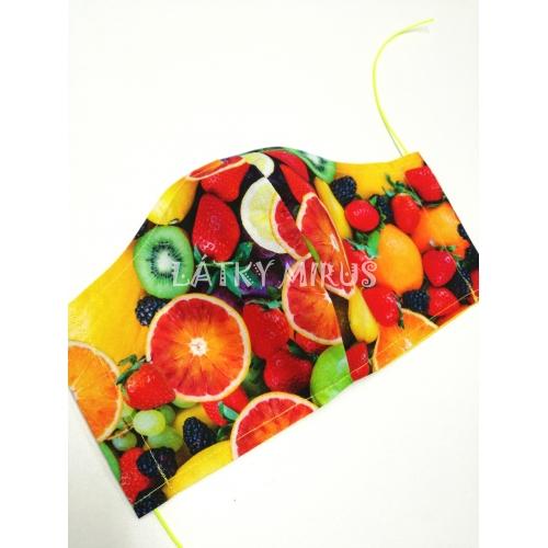 Rouška - ovoce
