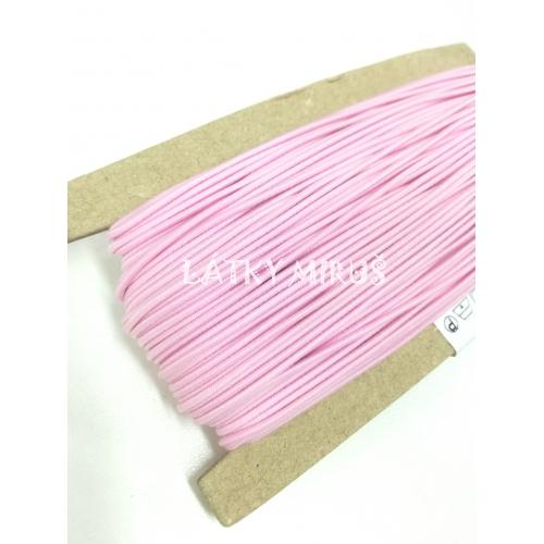 Kulatá pruženka Ø 1,4mm růžová