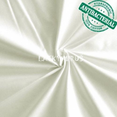 Antibakteriální bavlna - Bílá
