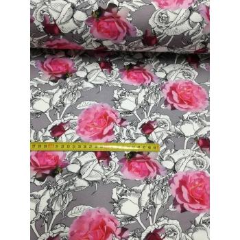 č.2582 teptákovina - růže