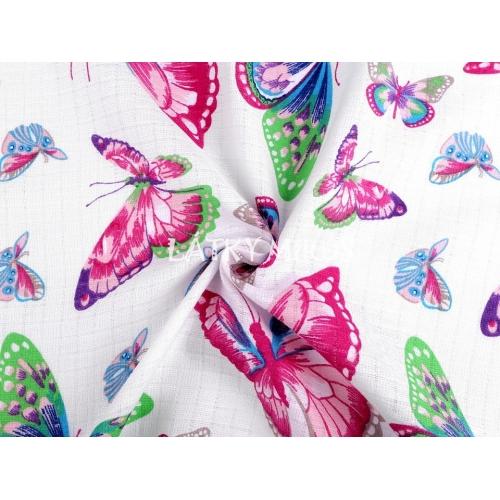Plenkovina - motýli