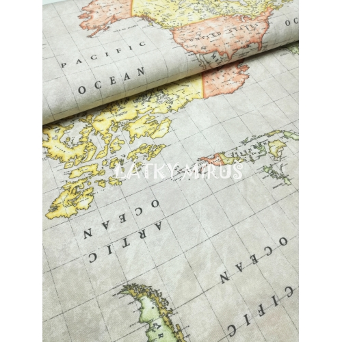 č.4276 mapy - směsovka