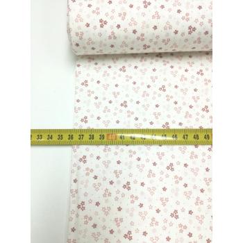 č.2761 květy starorůžové