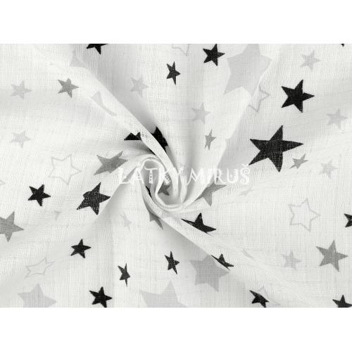 Plenkovina  hvězdy šedé