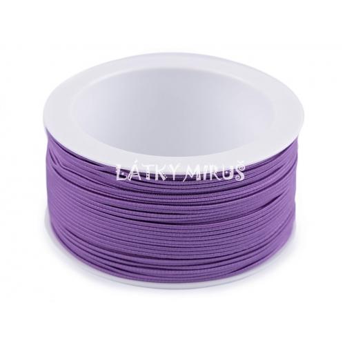 Kulatá pruženka Ø 1,2mm  fialová