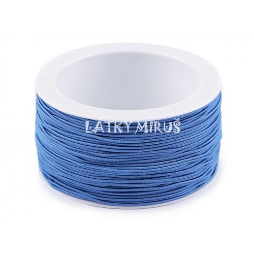 Kulatá pruženka Ø 1,2mm modrá