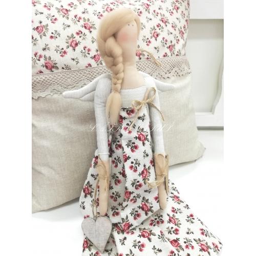 Andělka - vintage růže
