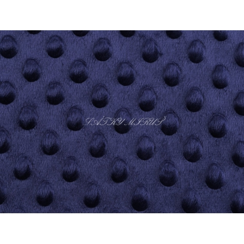 Minky 380618/12 tm.modrá