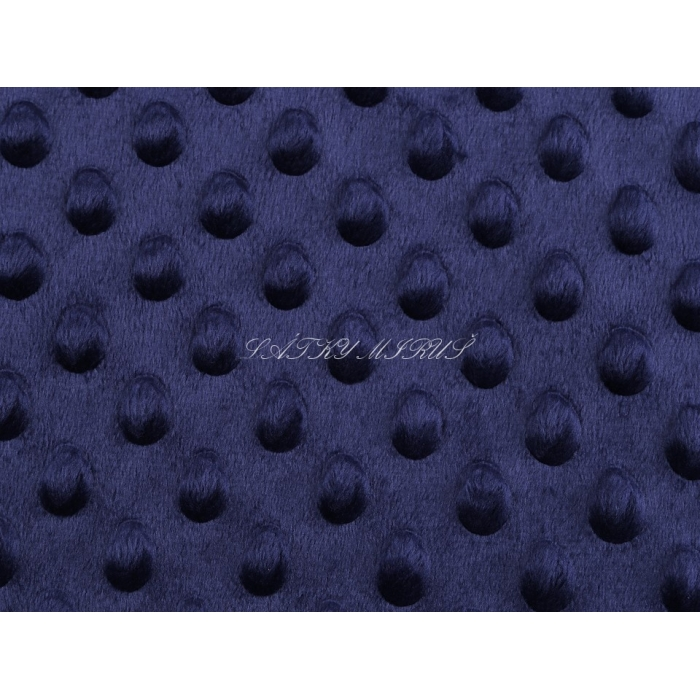Minky 380618/11 tm.modrá