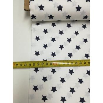 č.3034 hvězdy na bílé