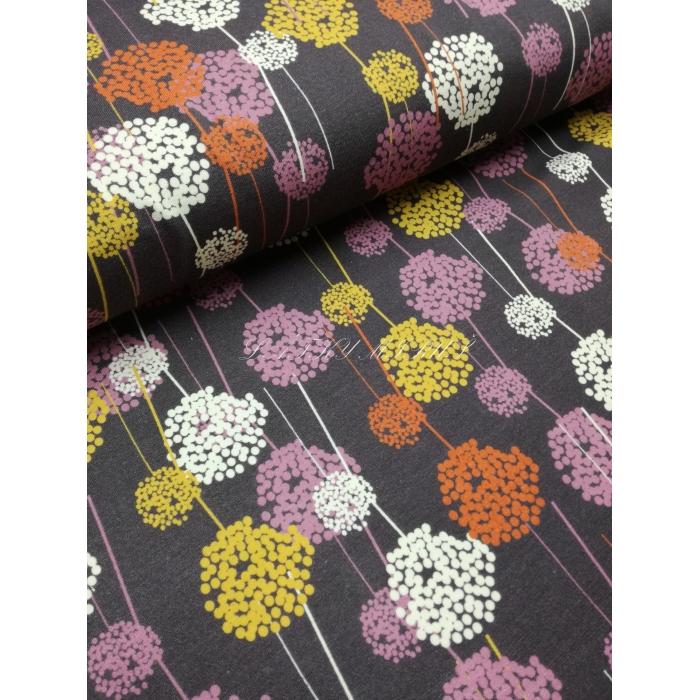 č.6253 úplet - květy