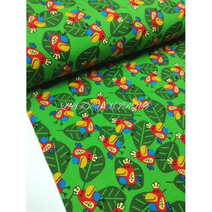 č.5027 úplet - papoušci