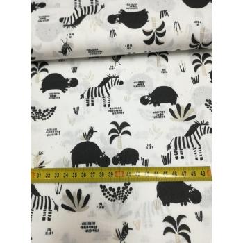 č.5053 hroši a zebry