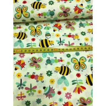 č.5289 popelín - hmyz