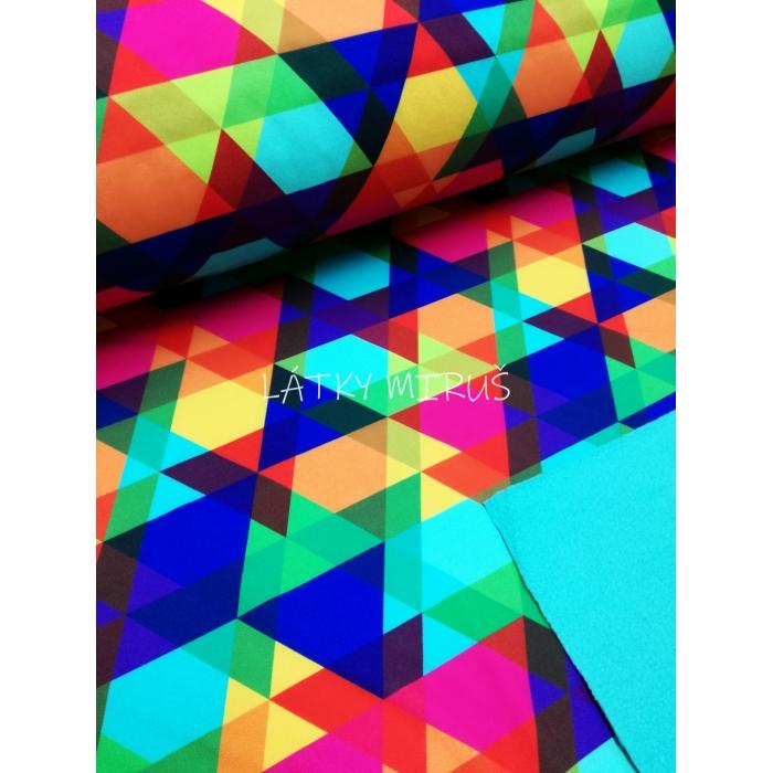 Softshell 134 geometrie