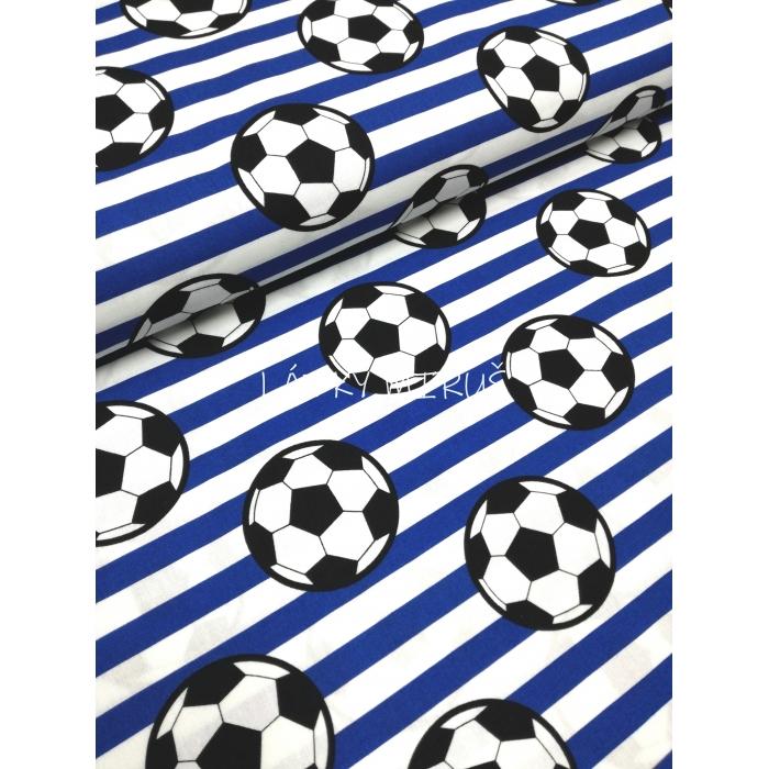 č.5323 popelín - fotbal