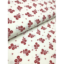 č.6345 květy červené