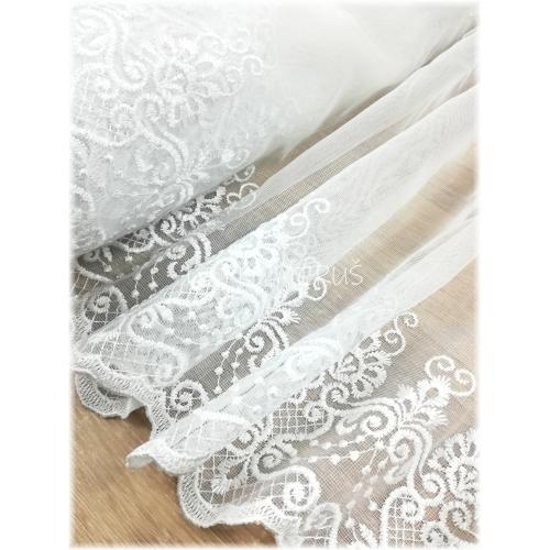 Záclona - draperka 98435/35cm