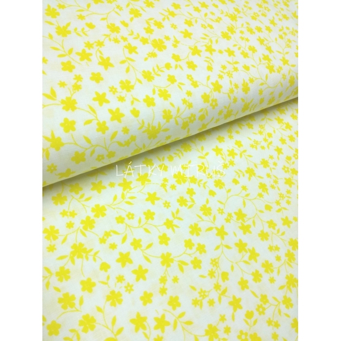 č.2474 květy žluté