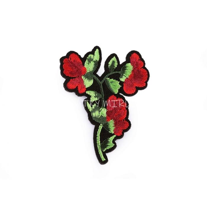 Nažehlovačka květy 2
