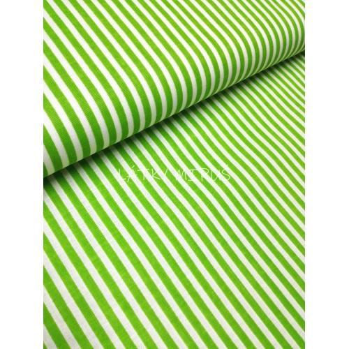 č.3330 pruh jarní zelená