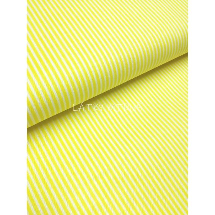 č.2377 pruh žlutý