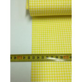 č.2381 káro žluté