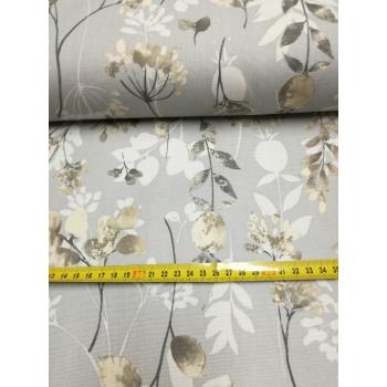 č.5993 větve na šedé - dekorační