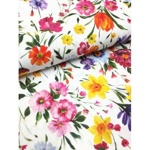 č.2152 jarní květy