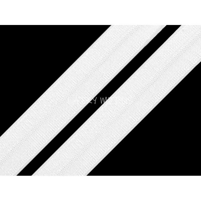 Lemovací pruženka 440558 bílá