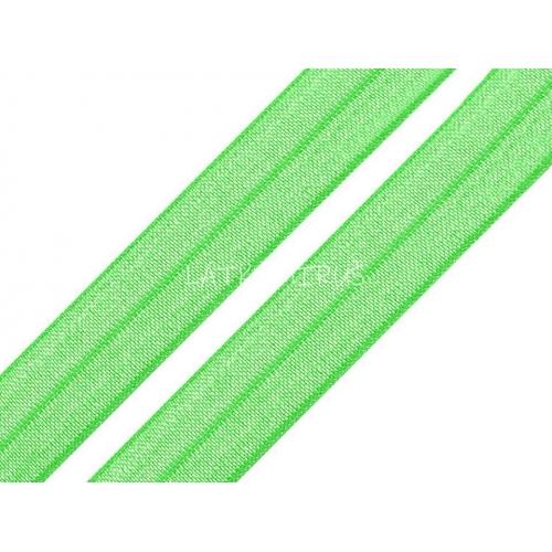Lemovací pruženka 440558 zelená neon