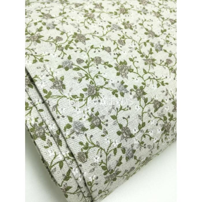 č.3960 květy drobné - dekorační