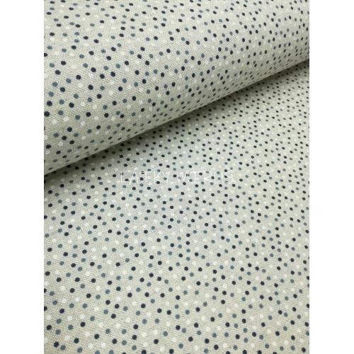 č.6193 puntíky - dekorační