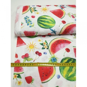 č.869 melouny  - dekorační