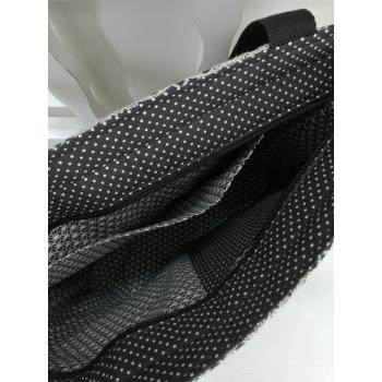 Kabelka  - větší - krajka černá