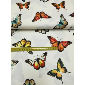 Kočárkovina  - motýli - DIGI TISK