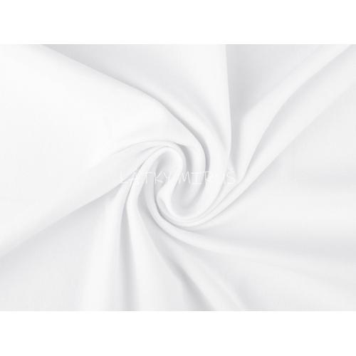 Teplákovina 02775/050 bílá
