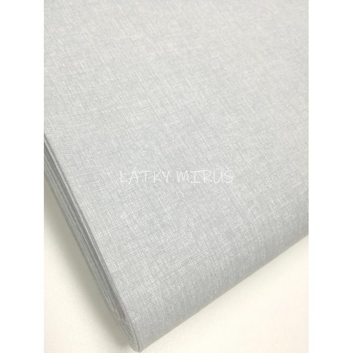 č.1042 UNI šedá k srdíčkům