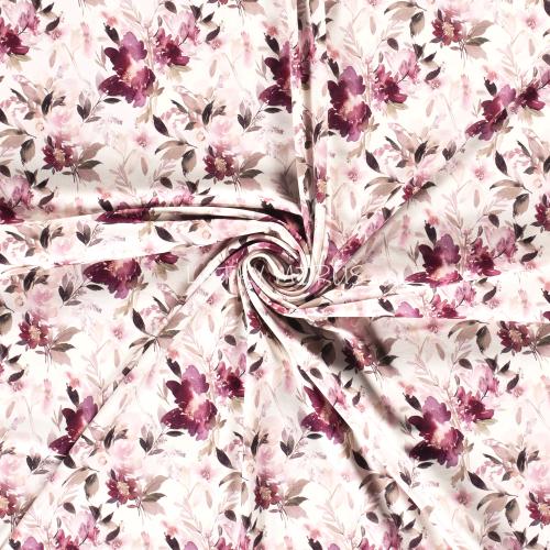 č.1465 úplet - květy
