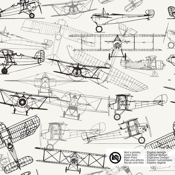č.1466 úplet - letadla