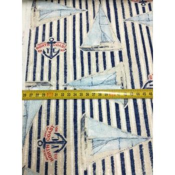 č.1551 námořní - dekorační