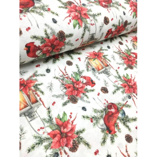 č.232 vánoční - lucerny