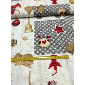 č.5531 vánoční - dekorační